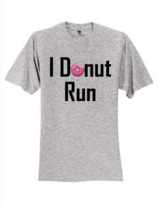 donut shirt pink