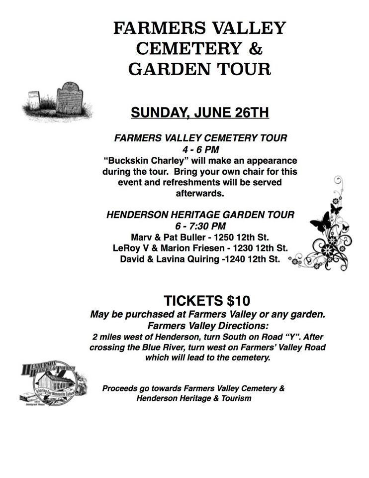 heritage park garden tour